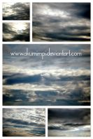 STOCK sky pack 2 by AkuMimpi