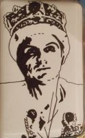 Moriarty Crown iPod by BossHossBones