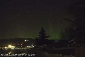 Northern Lights 3-1 by MSimpsonPhotos