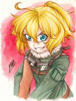 [Youjo Senki] Psycho Fairy by Men-dont-scream