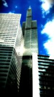 Willis Tower Part 3 by STORMCORROSION