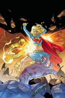 Invencible Supergirl 2 by ArchiveSW