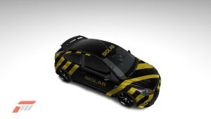 SIGLABS Ford Focus RS 5 by BiffTech