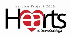 Hearts to Serve 2008 by kn33cow