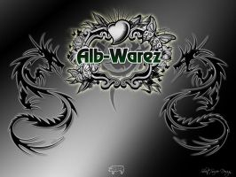 Alb-Warez.net Wallpaper 4 by SilentSurfer