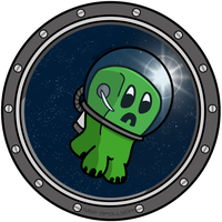 Astro Creeper Lost in Space by SpinaOscura