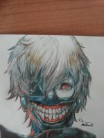 Tokyo Ghoul by Andreasky95