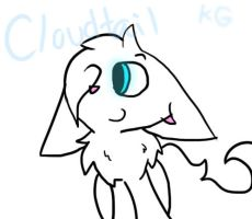 Cloudtail by kanakagirl