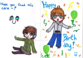 Dearp's B-day card by Misha-chan-703