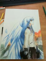 Angel Beats: Tenshi UNFINISHED by Ayu999pl