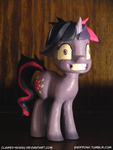 Crazy Twilight 3D Print by Clawed-Nyasu