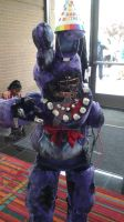 Withered bonnie   at ConnectiCon by kittycat2977