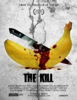 the kill movie poster by ientot