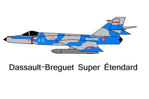 Super Etendard by pete7868