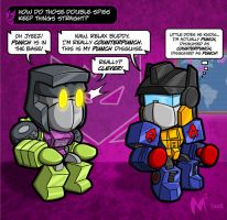 Lil Formers - Double Spies by MattMoylan