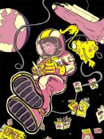 Spaced Out by Lolzards