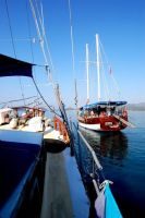 calmness in the Mediterranean by tugce3006