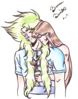 Shion and Monyque (Couple) by bianca-b9k4