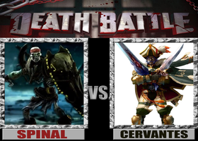Death Battle Fight Idea 51 by Death-Driver-5000