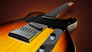 Electric Guitar by Ktostam25