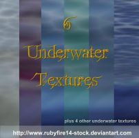 Underwater Textures by Rubyfire14-Stock