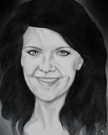 Amanda Tapping by MidknightStarr
