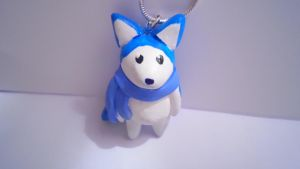 Wolf Children Ame and Yuki: Ame Necklace by Snow-of-Wonderland