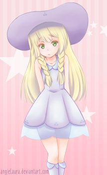 Lillie by AngieLaura