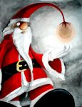 santa claus by Serchito