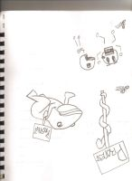 Protest Disection! + Random Smilies by TdankBelle