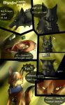 Whitefire: page 18 by JuliaGoldfox