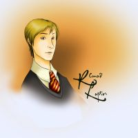 Remus Lupin by shyangell