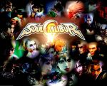 Soul Calibur 4 Wallpaper by PeaSouPnSalaD