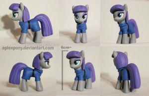 Mini figure Maud Pie by AplexPony