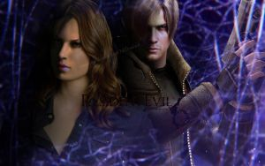 Resident Evil 6 by MsDeadable