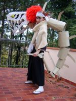 Abarai Renji Bankai Cosplay by 14th-division