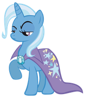 Trixie - Will we meet us again? by Rariedash
