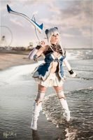 Altina - Shining Blade Cosplay by KICKAcosplay