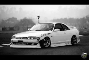 Nissan Skyline drift by alemaoVT