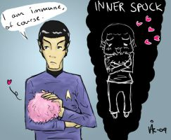 Tribbles Love by surrenderdammit