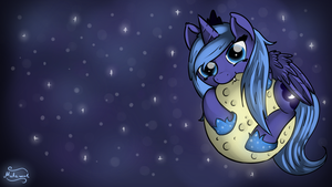 Bite The Moon by malamol