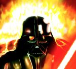 Darth Vader, Mustafar by TheSithLordJoker