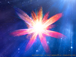 The Star Flower by Faedou