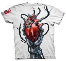 Heart_T-shirt by AleksCG