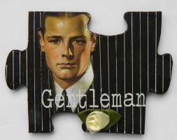 G is for Gentleman by hogret