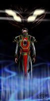 Mass Effect: Grand Mage - The Illusive Man by XaryenMaelstrom