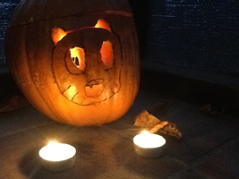 DA BEST PUMPKIN IN DA WURLD!!11!! by DoctorWii