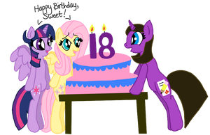 Sweet's Birthday by LorettaFox