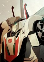 TFP:WheelJack by shikutoo