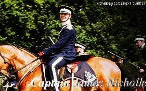 Captain James Nicholls by TheKeytoTime